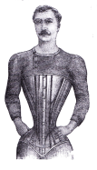 corset,,men